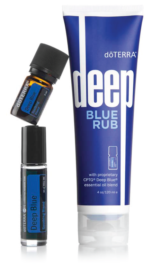 Dōterra Deep Blue Rub Everything You Need To Know