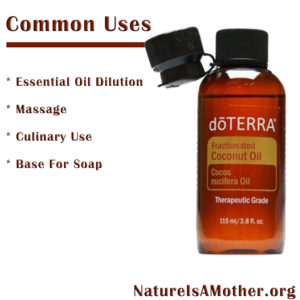 Doterra Coconut Oil Uses